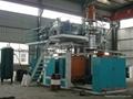 750L Three Layers HDPE Water Tank Blow Mould Machinery