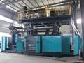 HDPE Tank Blow Molding Machinery