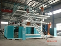 3000L Double Layers Blowing Mold Making Machinery