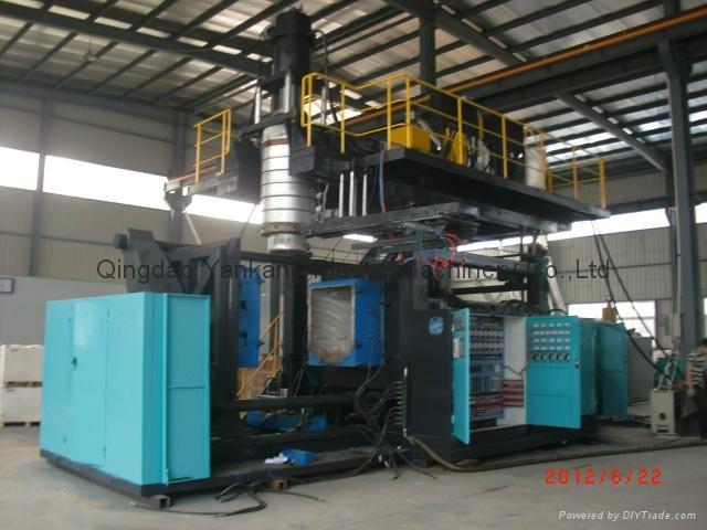 500L Water Tank Blow Molding Machine 1