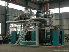 1000L Double Layer Water Tank Blow Moulding Machine