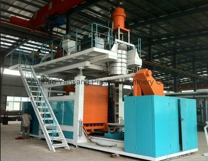 2000L Three Layers Blow Molding Machine