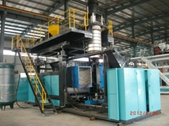 200L Ring Drums Blow Molding Machinry