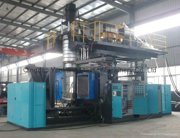 3000 Liters Water Tank Blow Molding Machine  1