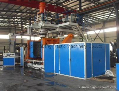 Automatic Water Tank Blow Molding Machine 1