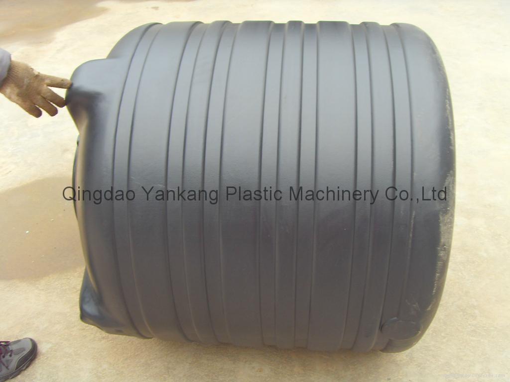 Automatic Water Tank Blow Molding Machine 2