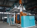2000L Three Layers Tank Blowing Machine