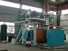 2000L Three Layers Tank Blow Machine