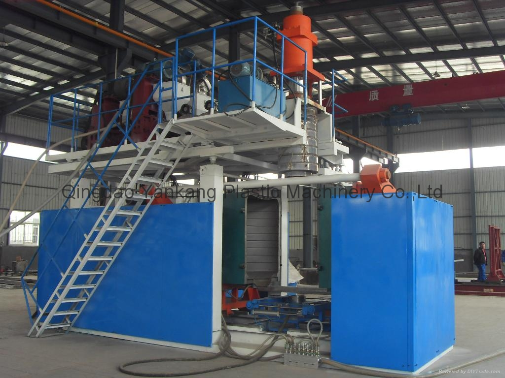 Blow Molding Machine For 3000L Water Tank 1