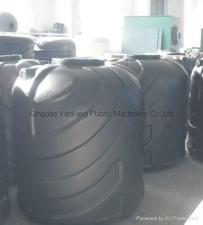 3000L Storage Water Tank Blow Molding Machine 2