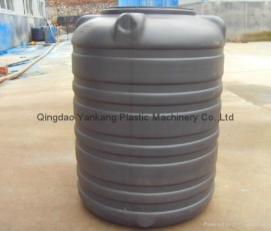 Storage Tank Blow Molding Machine 2
