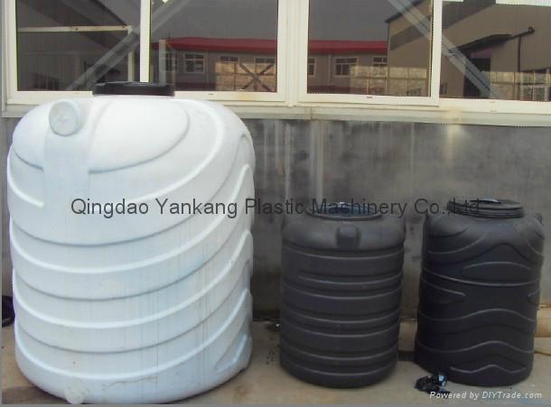 500L Water Tank Blow Molding Machine 2