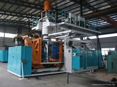 HDPE Tank Blow Moulding Machine