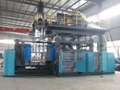 3000L Three Layers Water Storage Tank Blow Moulding Machine