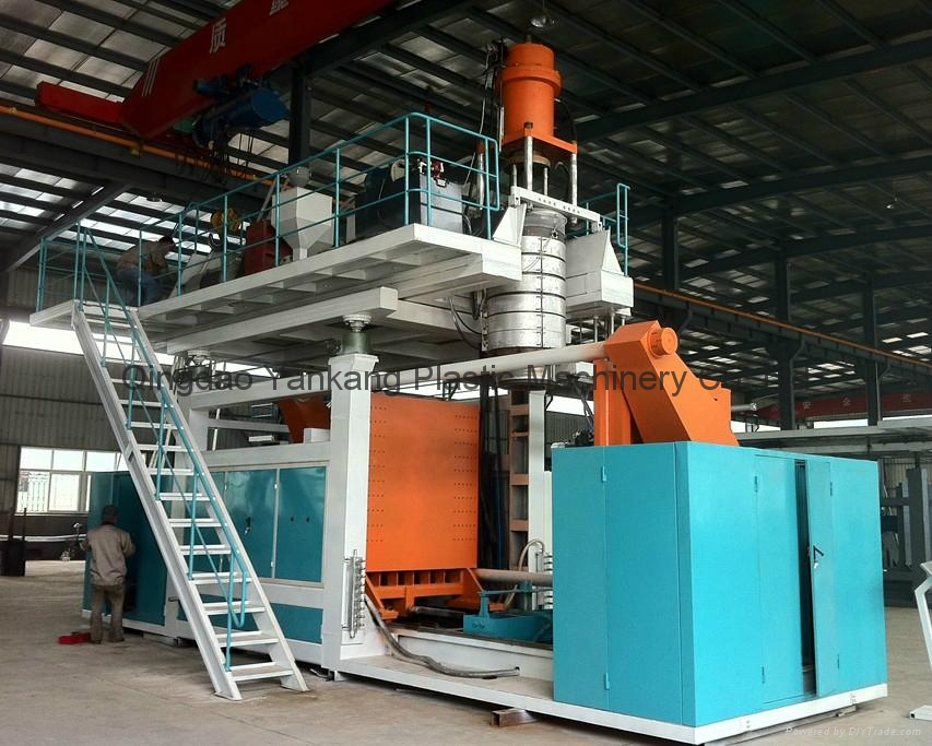 Water Tank Blow Molding Machine 1