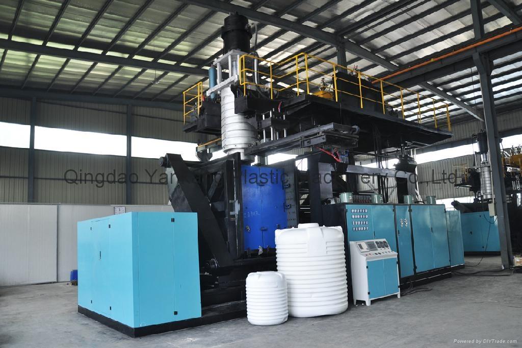 3000L-3 Layers Blow Molding Machine 1