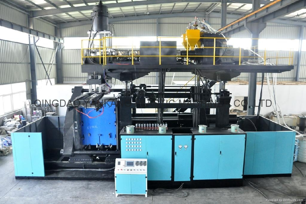 3000L Water Tank Blow Molding Machine