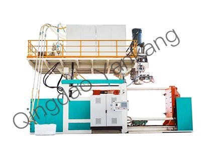 3000L Three Layers HDPE Bow Molding Mchine 1