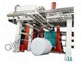 HDPE Water Tank Blow Mould Making Machinery
