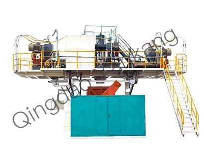 2000L Multi-layers Tank  Blow Molding Machinery 4