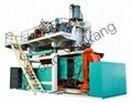 Automatic IBC Tank Barrel Blow Molding Machine