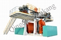 Double Ring Drum Blowing Mold Moulding Machinery