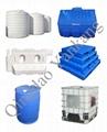 Plastic Water Bucket Storage Tank Blow Moulding Machine