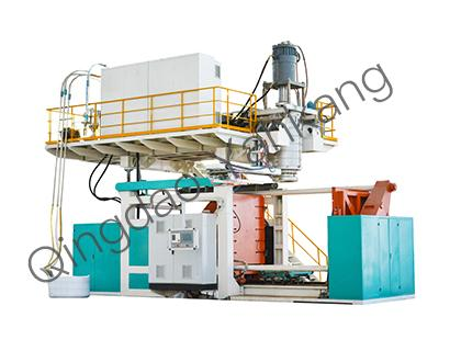 2000L Double Layers Water Storage Tank Blow Molding Machine 2