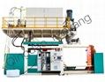 500L-3000L Multi-Layers Plastic Storage Tank Blow Making Machinery