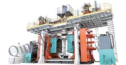 5000L Plastic Storage Water Bucket Blow Molding Machine 1