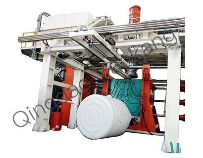 5000L Plastic Storage Water Bucket Blow Molding Machine 2