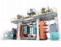 5000L Plastic Storage Water Bucket Blow Molding Machine