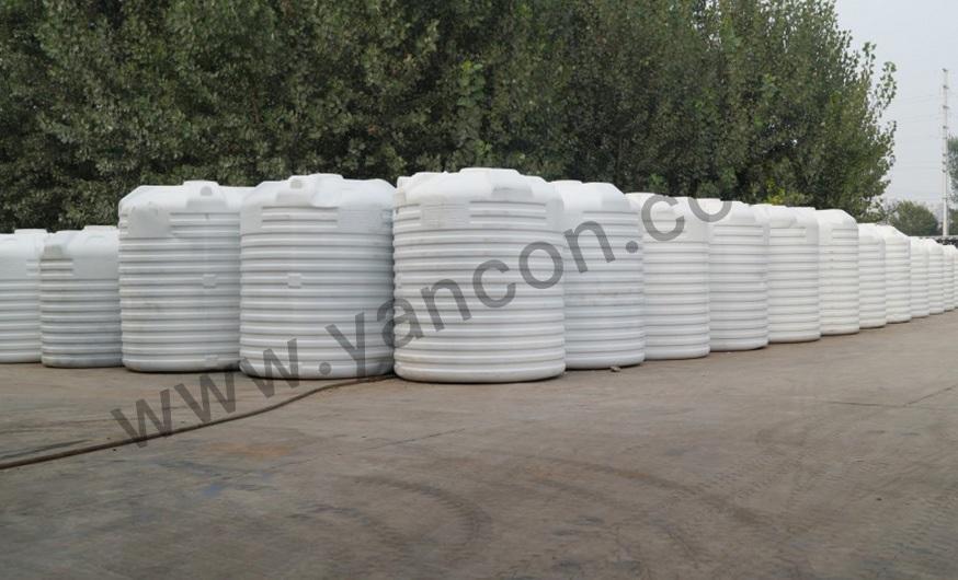 5000L Plastic Storage Water Bucket Blow Molding Machine 5