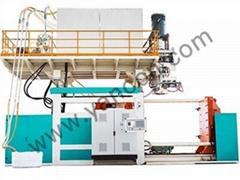 2000L Double Layers Water  Tank Blow Making Machinery