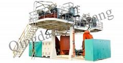 Plastic Pallet Extrusion Blow Molding Making Machine