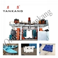 Plastic Kayak Product Making Blow Molding Machine