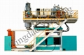 Plastic Road Safety Barrier Signal Traffic Block Blow Molding Making Machine  1