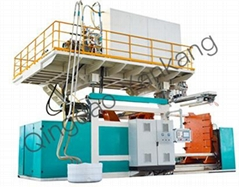 Multi-Layers HDPE Tank Extrusion Blow Molding Machinery