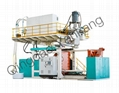 2000L Multi-Layers Plastic Extrusion Blow Molding Machine 2