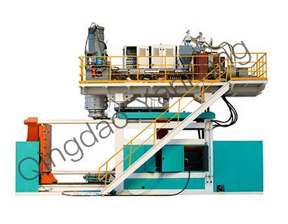 2000L Multi-Layers Plastic Extrusion Blow Molding Machine 3