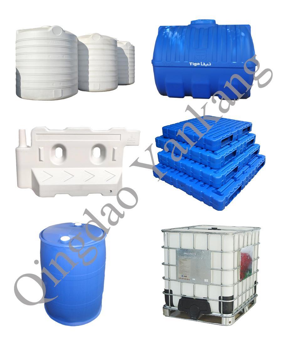 3000L-3 Layers Plastic Water Storage Blow Molding Machine 5