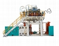 3000L Plastic Water Bucket Tank Extrusion Blow Molding Machine