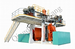 Three Layers Water Storage Tank Blow Moulding Machinery