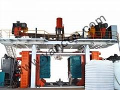 20000L Three Layers Storage Tank Blow Molding Machine