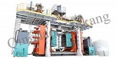 10000L Three Layers Plastic Storage Tank Blowing Machine