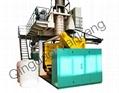 Mobile Toilet  Plastic Blow Molding Machine