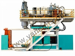 2000L Double Layers Tank Blowing Mold Making Machinery For HDPE Water Tank