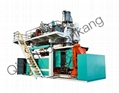 1000L-3000L Three Layers Plastic Tank Blowing Machine