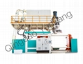 2000L Three Layers Tank Blow Moulding Machine