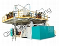 1000L Two Layers Water Plastic Tank Blow Molding Machine